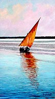 Morning Sail-Lamu